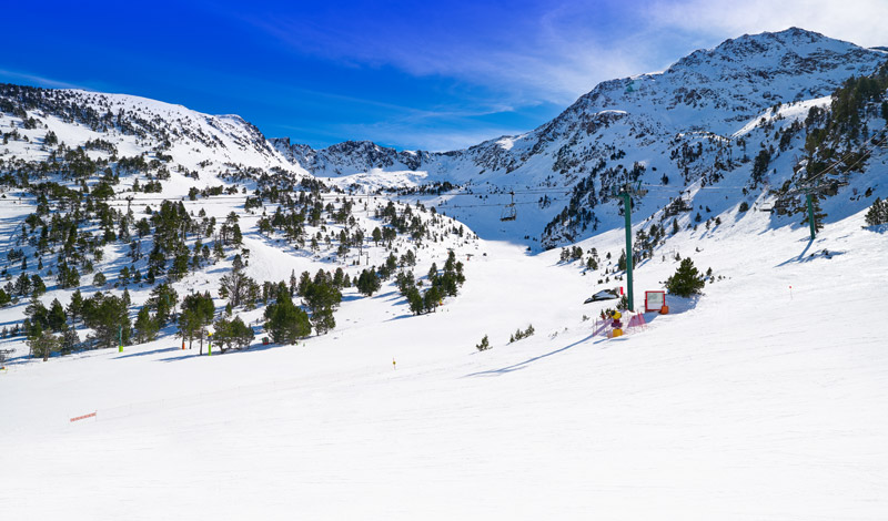 Arcalis Andorra