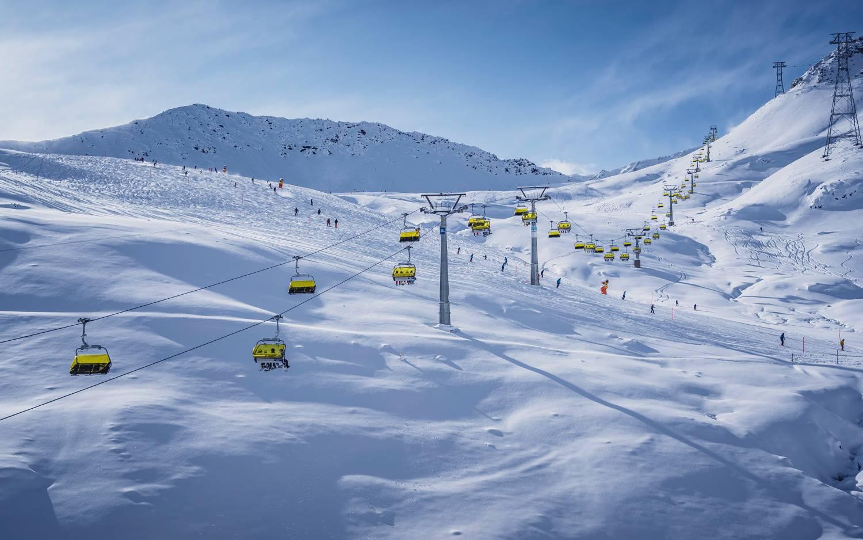Stoki w Davos